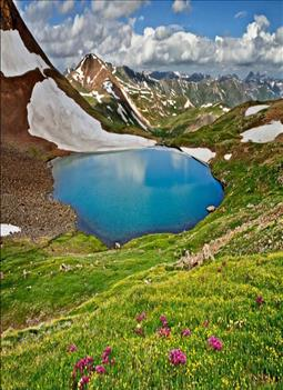 معرفی دریاچه نئور