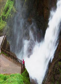 معرفی ده آبشار زیبای ایران