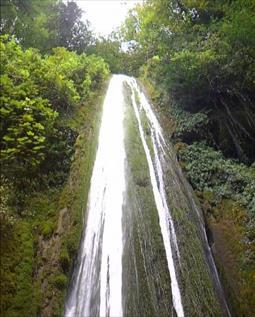 معرفی آبشار آلاشور