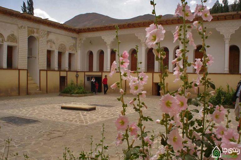 خانه نیما یوشیج در شهرستان نور