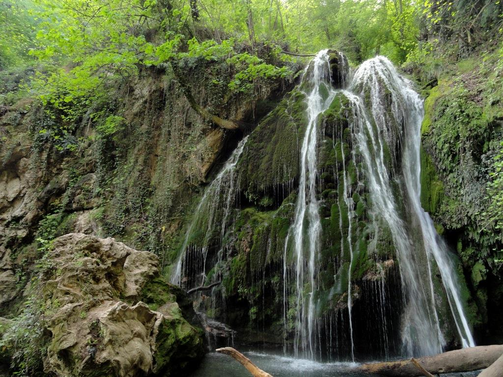 آبشار خزه(کبودوال)