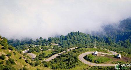روستا برنت سوادکوه