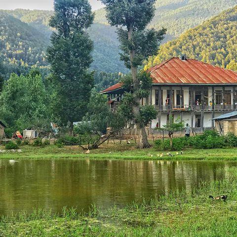 روستای استخرگاه