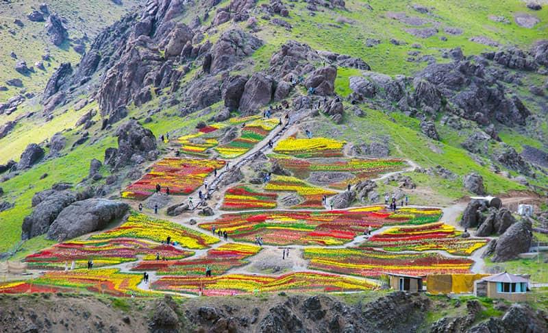 روستای کندر البرز
