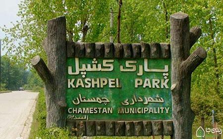 معرفی جنگل کشپل