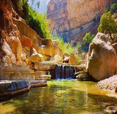 لرستان، سرزمین آبشارهای ایران